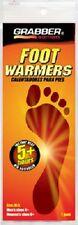 24 pr GRABBER MYCOAL MED/LG FOOT WARMER INSOLES FWMLES