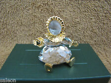 "Swarovski Crystal Memories ""Doll""   9460-000-083  Retired 2004"