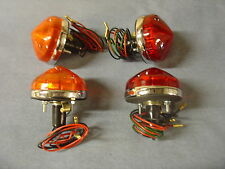 NEW HILLMAN IMP REAR LUCAS STYLE LAMP SET L691/2 UK EUROPEAN