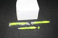 RETRACRABLE BALLPOINT PEN HIGHLIGHTER LOT 50PC COLLECTION NEW OLD STOCK SEALED