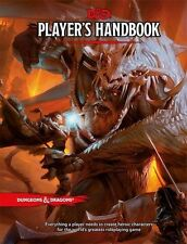 Dungeons & Dragons D&D 5E (5th Edition) Player's Handbook (New)