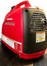Honda EU 1000i Inverter Generator, Super Quiet, Eco-Throttle 1000Watts/8.3A