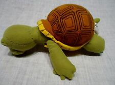 "Dreamworks Vern Over The Hedge Turtle Stuffed Plush 9"" Nanco"