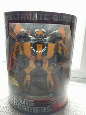 NEW Transformers Large Ultimate Bumblebee Figure Costco Exclusive Battery Works