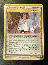 CARTE POKEMON DRESSEUR SUPPORTER  - KARATEKA