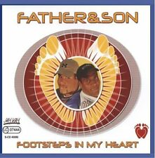 Father & Son Footsteps in my heart (2005) [Maxi-CD]