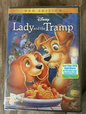 Disney Lady and the Tramp (DVD Edition 2012)NEW RARE  authentic US Release