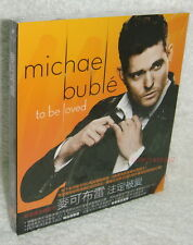 Michael Buble To Be Loved 2013 Taiwan CD w/BOX Bublé