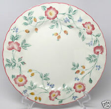 "BRIAR ROSE by CHURCHILL 8 ""  Bread & Butter PLATE Made In STAFFORDSHIRE ENGLAND"