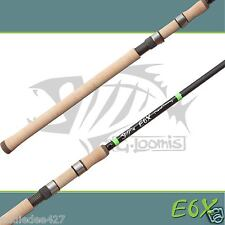 "G Loomis E6X Steelhead Drift Spinning Rod 1145-2S 9'6"" Medium Heavy 2pc"
