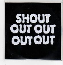 (FF177) Shoot Out Out Out Out, Guilt Trips - 2009 DJ CD