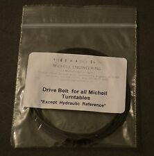 Michell Engineering Drive Belt (Genuine Michell spare, from a Michell dealer)