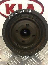 FORD MONDEO MK4 1.8 TDCI 125 6 SPEED 07-14 CRANK SHAFT PULLEY 1S4Q 6B319 AF