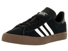 adidas Men's Campus Vulc II Skate Shoe, Black - Size: 9.5 - NEW!