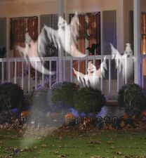 Halloween Haunt your House Outdoor or In Flying Ghost Ghosts LED Light
