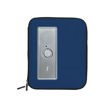 iLuv iSP210 Portable Stereo Speaker Case for Ipad (Blue), New