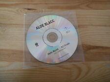 CD Indie Aloe Blacc - Hello World (1 Song) Promo VERTIGO -disc only-