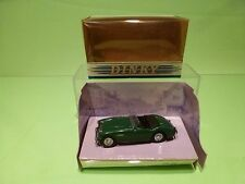 DINKY TOYS DY30 AUSTIN HEALEY 100 BN2 1956 - GREEN 1:43 - GOOD IN BOX