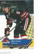 2011-12 Rockford IceHogs Ben Youds (Leksands IF)