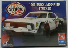 1966 BUICK SKYLARK MODIFIED DIRT TRACK STOCKER RACE CAR AMT MODEL KIT