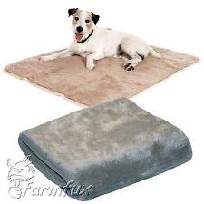 Thermodecke Hundedecke Hundeteppich Hundekissen Thermo Decke 100x75 cm waschbar