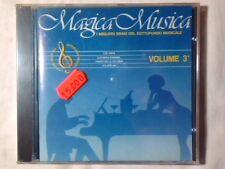 ANDRE' CARR Magica musica vol. 3 cd DOMENICO MODUGNO GINO PAOLI SIGILLATO SEALED