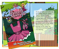 Personalised children's story book PRINCESS BALLERINA Kids, Gift Idea, Birthday