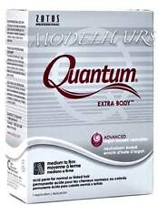 ZOTOS QUANTUM EXTRA BODY ACID PERM FOR NORMAL OR TINTED HAIR MEDIUM TO FIRM