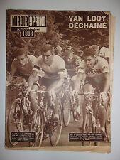 MIROIR SPRINT 25 JUIN 1962 TOUR DE FRANCE - 1ere ETAPE VAN LOOY