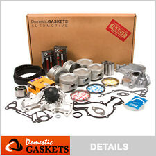 88-93 Dodge Caravan Dynasty Plymouth Chrysler 3.0L SOHC Engine Rebuild Kit