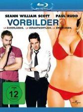 VORBILDER ! -  BLU-RAY NEUWARE SEANN WILLIAM SCOTT,PAUL RUDD,JANE LYNCH