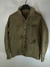 Rugby Ralph Lauren Bird Hunting Military Field Jacket Size Medium