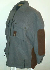 VTG 1990s Quicksilver Snow ~ Snowboarder Jacket ~ Made USA ~ Gray/Brown ~ Small