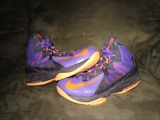 Nike Men's AIR MAX Studder Step 2 Basketball Shoes Purple Size 8.5 GUC