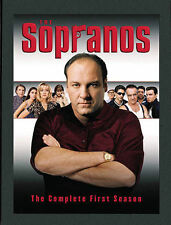 The Sopranos - 1st Season 1 (DVD, 2013, 4-Disc Set)