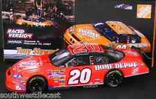 Tony Stewart 2007 Motorsports Authentics 1/24 #20 Daytona Bud Shootout Win New