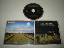 THE FORECAST/LATE NIGHT CONVERSATIONS(VICTORY/VR276)CD ALBUM