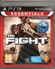 La lotta boxe (luci) gioco (utilizzare con sistema di spostamento) PS3 ~ NUOVI / SIGILLATI