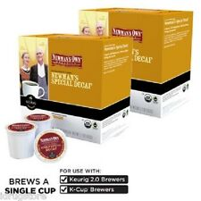 Newman's Own Organics, Decaf Special Blend Coffee, Keurig K-Cups, 180-Count