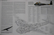 Encyclopedia of Aircraft Issue 200 Messerschmitt Me 321 & Me 323 cutaway drawing
