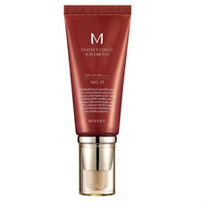 [MISSHA] M Perfect Cover BB Cream 50ml SPF42 PA+++ #21 Bright Beige
