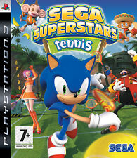 Sonic: Sega Superestrella Tennis ~ PS3 (en una condición de)
