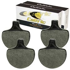 FRONT BRAKE PADS FIT HARLEY DAVIDSON FXRS LOW RIDER 1984-1993