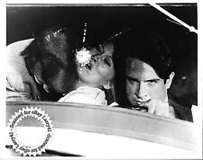 Warren Beatty, Faye Dunaway, Michael J. Pollard still BONNIE AND CLYDE (1967)-99