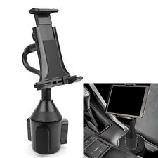 "Adjustable Car Cup Holder Mount Mini for Apple iPad Samsung Galaxy 7""-10"" Tablet"