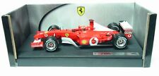Ferrari F2002 M.Schumacher World Champion 2002 54626 1/18 Hot Wheels