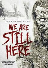 We Are Still Here (DVD, 2016)
