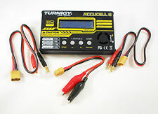 NEW! TURNIGY Accucell 6 80W 10A Battery Charger Balancer LiPo LiPoly NiMH J6