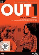 Out 1 - Noli me tangere / Spectre (DVD) Jean-Pierre Léaud, Michael Lonsdale NEW