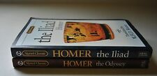HOMER Set/2 Books ILIAD ODYSSEY Translated ROUSE PB FIRSTSigned Classic Printing